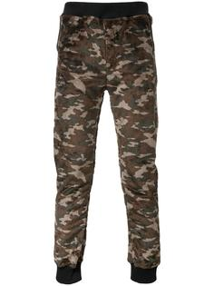 camouflage joggers Guild Prime