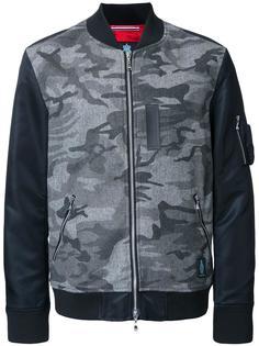camouflage bomber jacket Guild Prime
