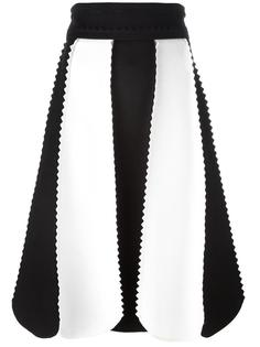 юбка А-образного силуэта Salvatore Ferragamo