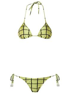 triangle bikini set Adriana Degreas