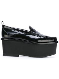 platform penny loafers Givenchy