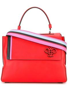 сумка-тоут с бляшкой с логотипом Emilio Pucci