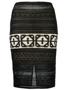 knit midi skirt Cecilia Prado