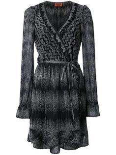 платье с запахом Missoni