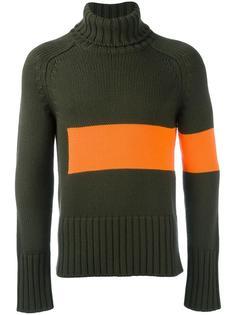contrast stripe jumper  Wooster + Lardini