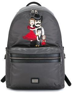 рюкзак 'Vulcano'  Dolce & Gabbana
