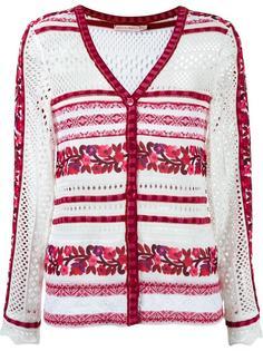 knit cardigan Cecilia Prado