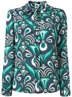 рубашка с узором пейсли M Missoni