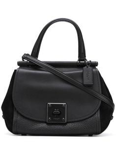 сумка-тоут с поворачивающимся замком Coach