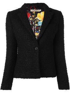 tweed blazer Piccione.Piccione