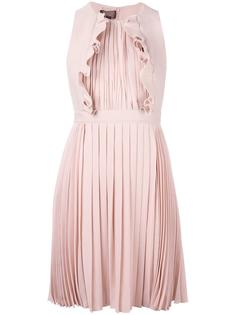 pleated front dress Giambattista Valli