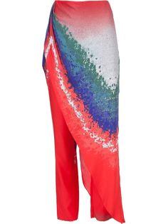 многослойные брюки  Baja East