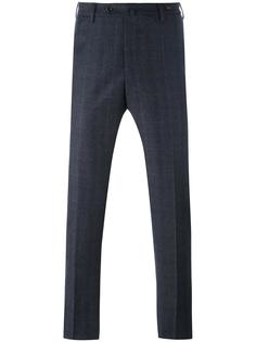 slim-fit tailored trousers Pt01