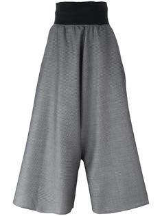брюки палаццо с высокой талией Bless