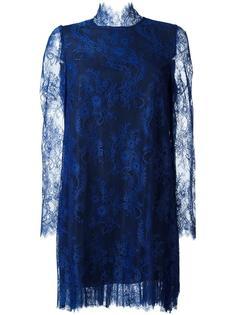 кружевное платье шифт Philosophy Di Lorenzo Serafini