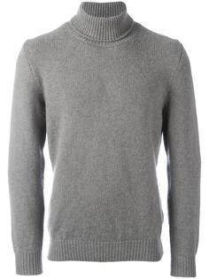 свитер-водолазка  Massimo Alba