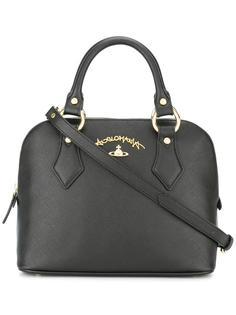 сумка-тоут с логотипом  Vivienne Westwood Anglomania