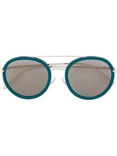 солнцезащитные очки 'Funky Angle' Fendi