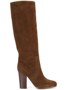 knee length boots Ralph Lauren