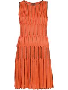 плиссированное платье Missoni