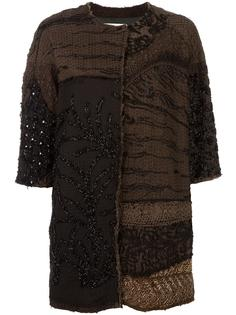 sequin embellished jacket By Walid