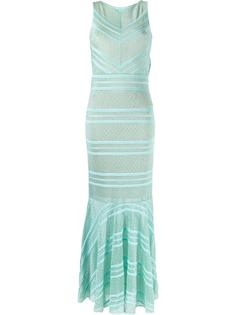 maxi knitted dress Cecilia Prado