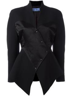 satin corset blazer Thierry Mugler Vintage