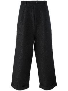 текстурированные широкие брюки Craig Green
