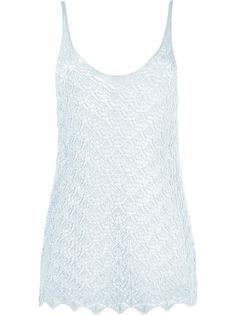 knitted tank top Cecilia Prado