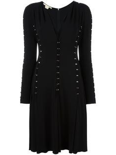 V-neck embellished dress Antonio Berardi