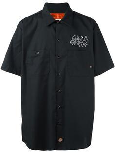 рубашка с принтом на спине Alyx