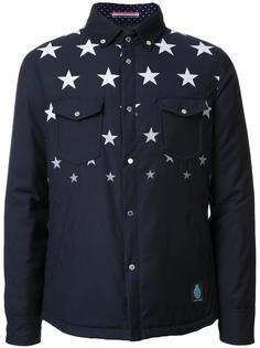 star print shirt jacket Guild Prime