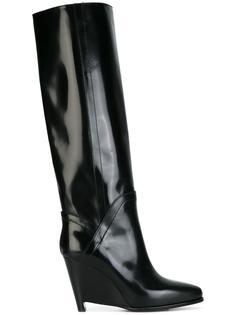 wedge heel boots Maison Margiela