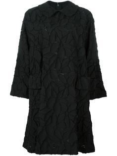 платье с цветочной вышивкой  Comme Des Garçons Comme Des Garçons
