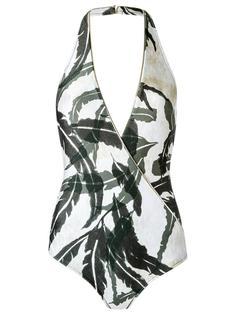 printed swimsuit Adriana Degreas