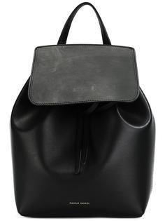 mini flap backpack Mansur Gavriel