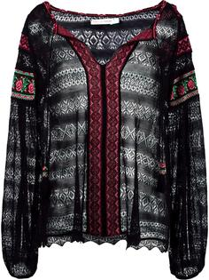 knit blouse Cecilia Prado