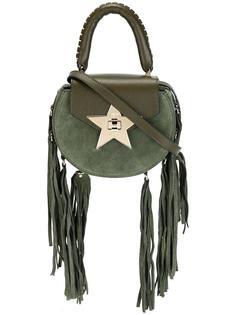 tassel detail crossbody bag Salar