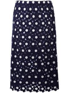 floral embroidered skirt Comme Des Garçons Comme Des Garçons