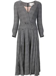 платье 'Prince Wales'  Carolina Herrera