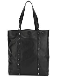studded tote bag Borbonese