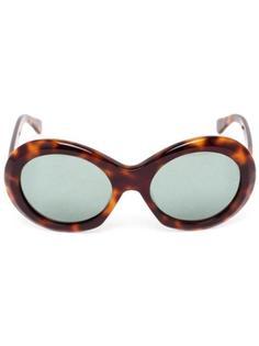 солнцезащитные очки 'Audrey' в круглой оправе Oliver Goldsmith