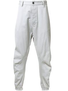 брюки 'Cuffed II' Bassike