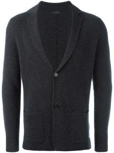 fit knit blazer Z Zegna