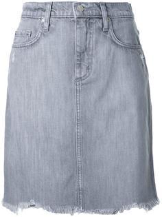 джинсовая юбка 'Horizon' Nobody Denim