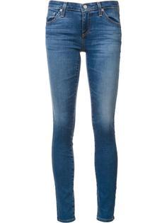 джинсы скинни с линялым эффектом Ag Jeans