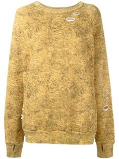 printed sweatshirt  Undercover