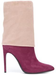 bicolour boots  Pollini