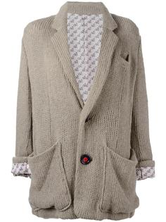 knitted blazer Undercover