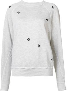 star detail sweatshirt  The Great